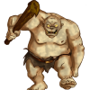 A Silversword Cave Ogre